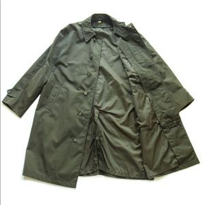 Other - Green Camo Coat made in Japan.